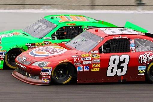 Danica Has No Plan to Talk to Landon Cassill About Kansas Incident