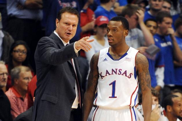 Tharpe Shooter: Self, Jayhawks Counting on Sophomore Guard for Offense