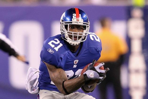 Giants' Kenny Phillips Says He'll Play Against Steelers