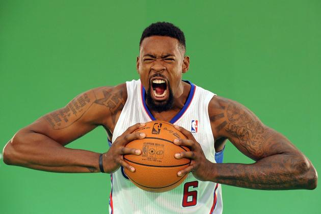 DeAndre Jordan's Development Is the Most Important Factor to Clippers' Success
