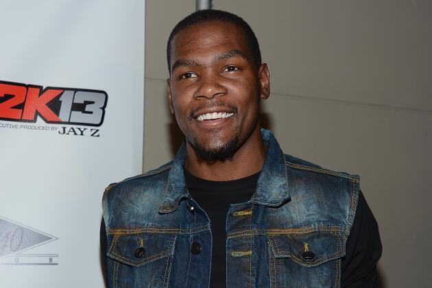 Kevin Durant Plans to Open Restaurant in Oklahoma City