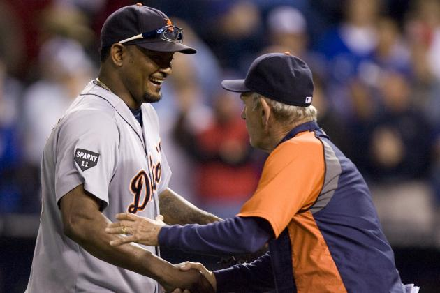 Leyland on Valverde's Struggles with Tigers: 'It Broke My Heart'