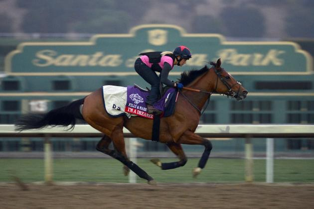 Breeders' Cup 2012: Analysis and Preview of the $2 Million Juvenile Fillies