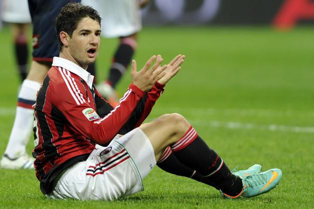Report: Pato Not Interested in Leaving Milan
