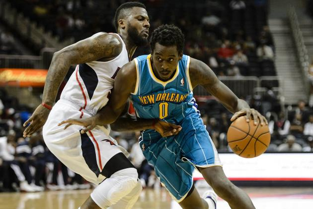 Al Farouq Aminu Hoping for Another Breakout Performance