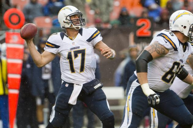 Philip Rivers: Fantasy Owners Should Expect a Big Game vs. the Chiefs Tonight