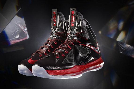 Breaking Down New Nike LeBron 10+ 'Pressure' Shoes