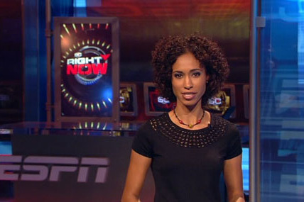 ESPN's Sage Steele Reportedly Inspiration Behind Possible New ABC Comedy