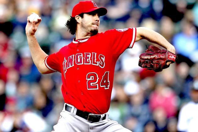 MLB Trade Rumors: Boston Red Sox Should Push for Dan Haren