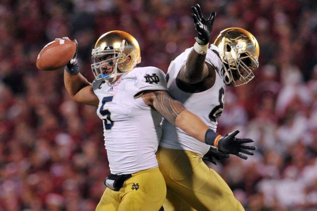 Notre Dame Football: The Latest Buzz News and Updates from Irish in Week 10