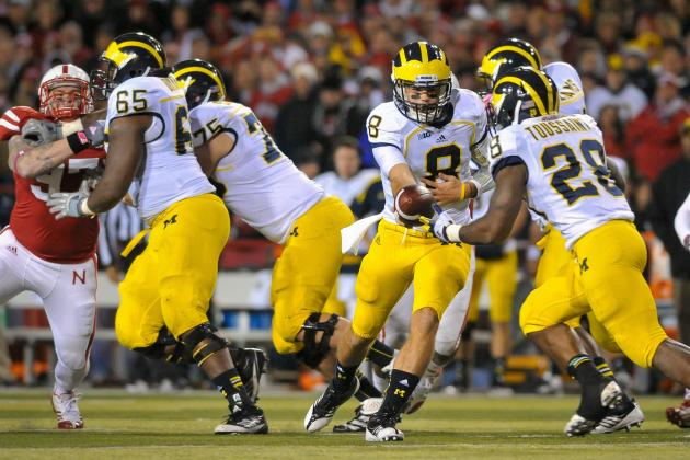 Michigan Football: Predictions for Wolverines' Remaining Schedule
