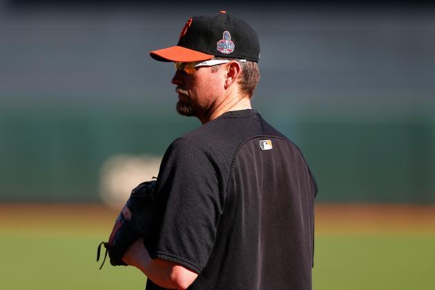Giants Decline Huff's $10 Million Option for 2013