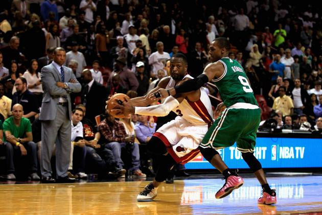 Dwyane Wade's Hypocrisy Will Fuel Boston Celtics' War Path to Title