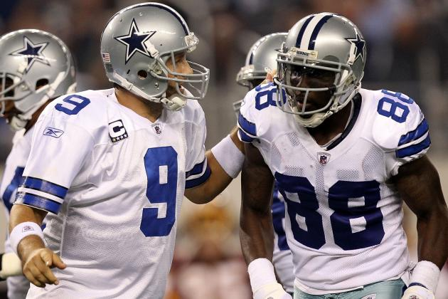 Tony Romo: I Trust Dez Bryant