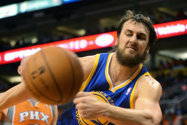 Bogut to Rest on Second of Back-to-Back Games