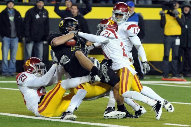 Oregon vs. USC: How Ducks Cover the Spread Against Trojans