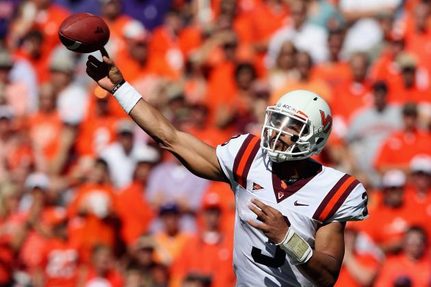 Virginia Tech vs. Miami: Logan Thomas Needs a Big Game for the Hokies