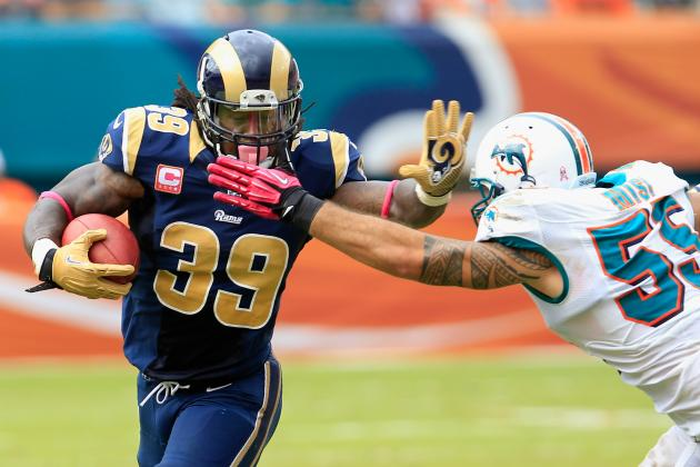 Steven Jackson Still with Rams After Trade Deadline, so What's Next for Rams RB?