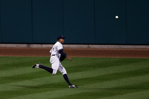 New York Yankees May Consider Moving Curtis Granderson out of Center Field