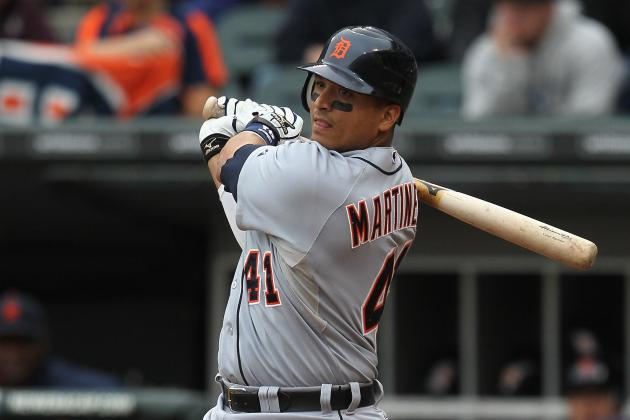 How Much Will a Healthy Victor Martinez Impact the Detroit Tigers in 2013?