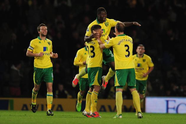 EPL: Are Norwich Turning Season Around During 3-Match Unbeaten Run?