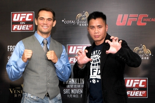 UFC on FUEL TV 6: What It Means for Rich Franklin and Cung Le