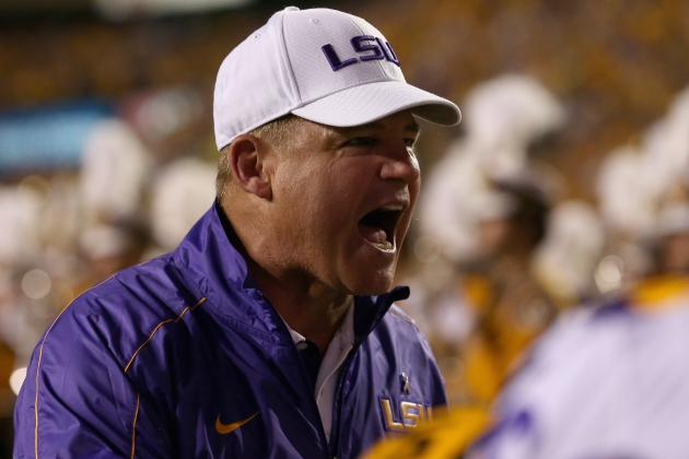 LSU Football: Tigers' Grittiness Gives Them Good Chance Against Alabama