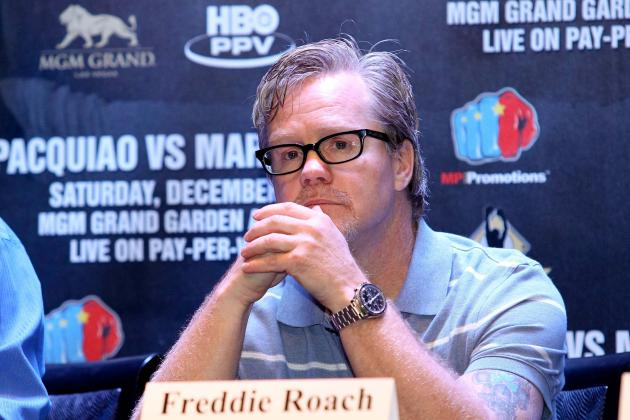 Amir Khan's Insensitive Comments Did Not Sit Well with Freddie Roach