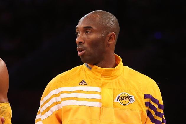 Kobe Bryant: 'Everybody Shut Up. Let Us Work.'