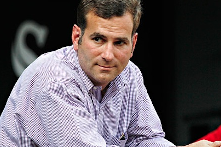 New White Sox GM Rick Hahn Trades Kenny Williams' Son