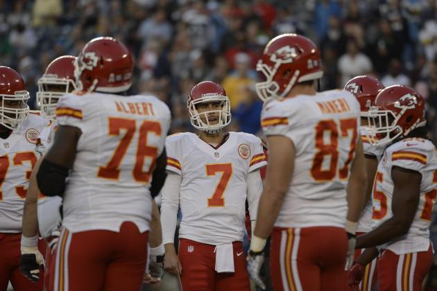 Kansas City Chiefs: Awful or Cursed?