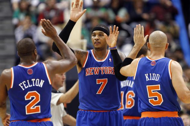 Are the NY Knicks Still One Year Away from Being a Legitimate Title Contender?