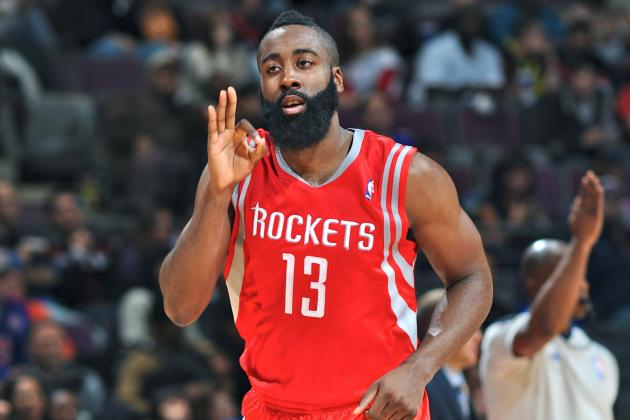 Why James Harden Is Perfectly Suited for Starting Role with Houston Rockets