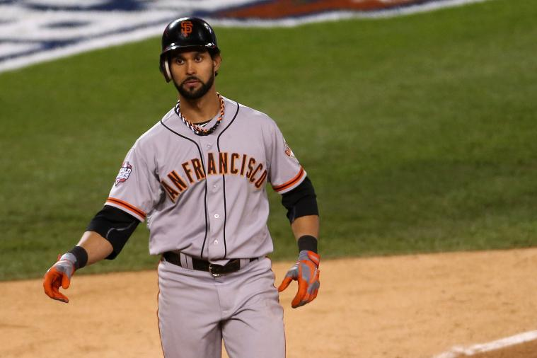 San Francisco Giants Should Have Made Qualifying Offer to Angel Pagan