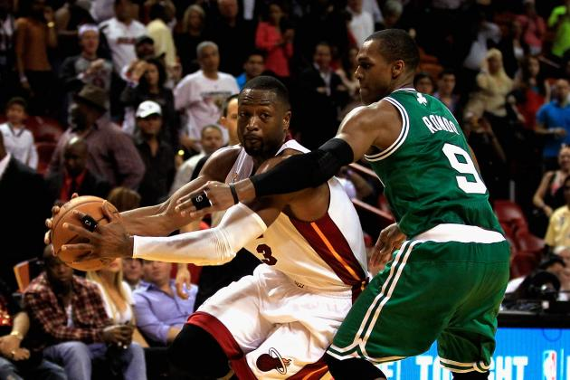 Rajon Rondo vs. Dwyane Wade: Which Player Had Worse 'Punk Play?'