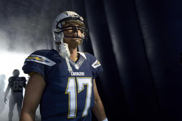 Philip Rivers Proves He's Fine If His Offensive Line Gives Him Time