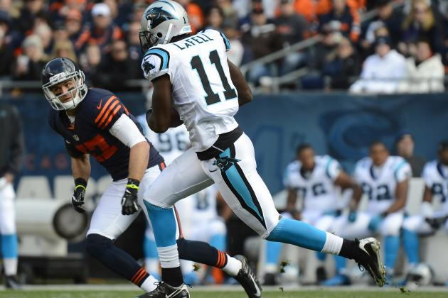 Bears' Conte Fined for Hit on Panthers Receiver