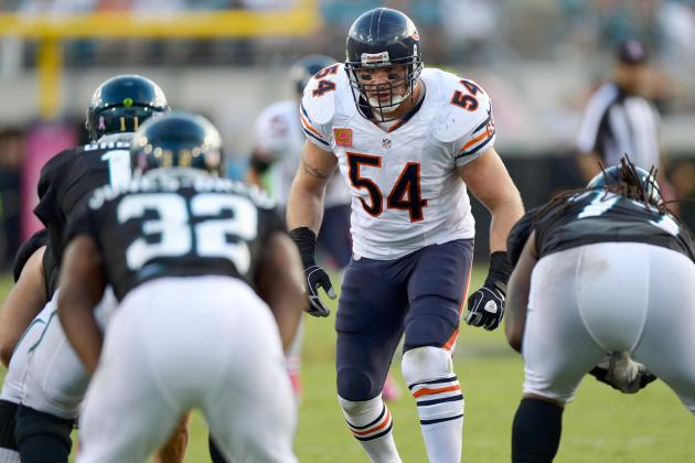 TELANDER: Brian Urlacher Still Centerpiece of Great Bears Defense