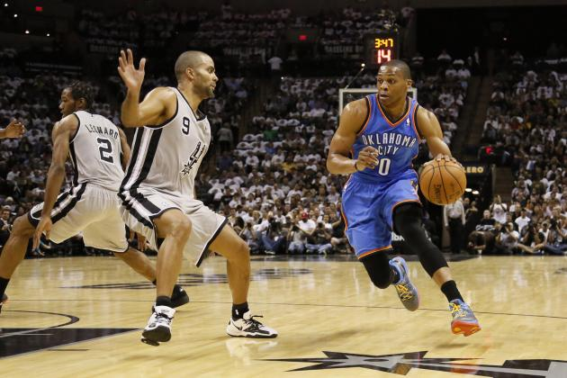 Oklahoma City Thunder: Thunder Will Live and Die by Russell Westbrook