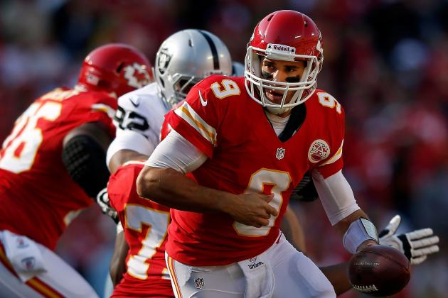 Brady Quinn: Why the Chiefs Need to Switch to Backup QB Permanently