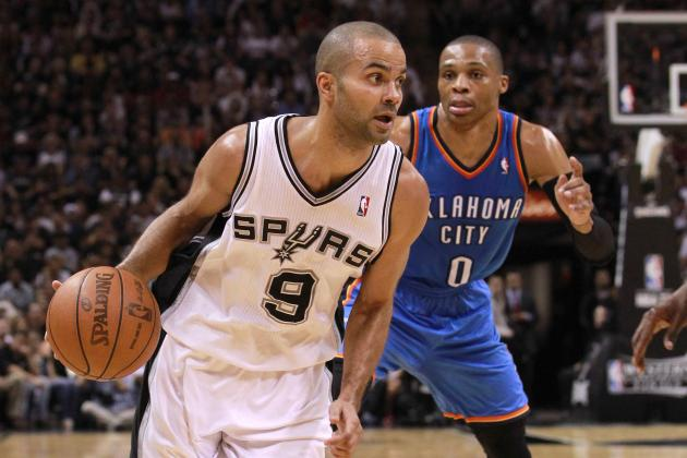 Tony Parker: Buzzer Beater vs. Thunder Signifies PG Is Spurs' Crunch-Time Option