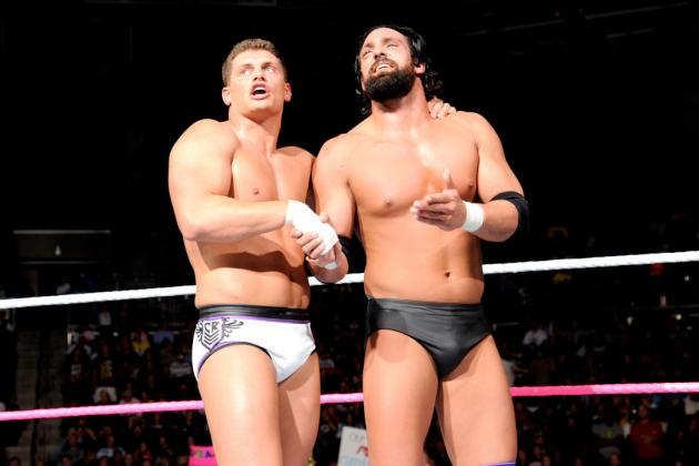 Predicting Damien Sandow's Road to the Main-Event Level of WWE