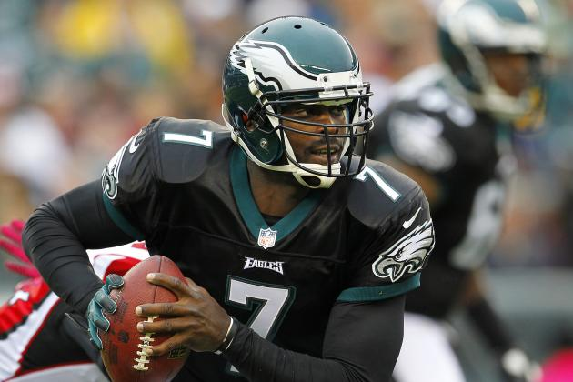 Philadelphia Eagles: The Curious Case of Michael Vick