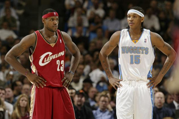 Predicting Where This Year's NBA Rookie Class Will Rank with Best of Last Decade