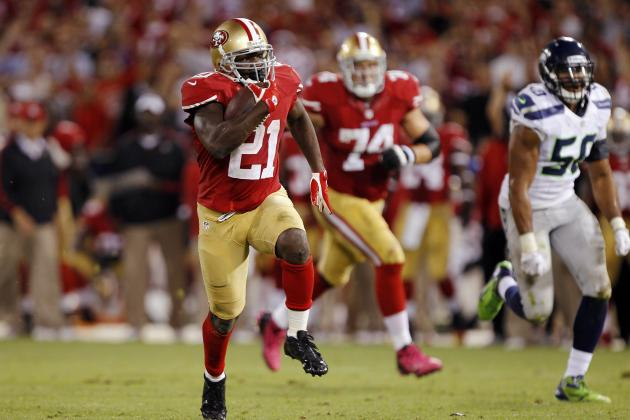 San Francisco 49ers: Player Power Rankings at Midseason