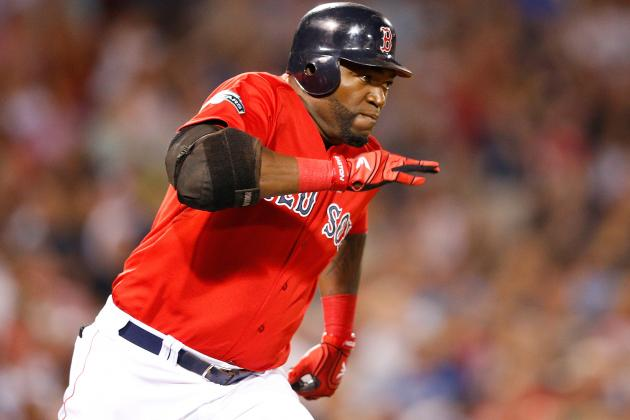 MLB Rumors: Rangers Interested in David Ortiz as Replacement for Josh Hamilton