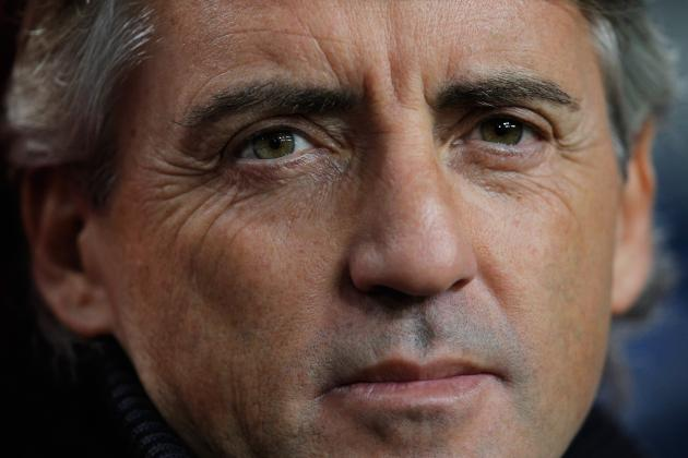 Manchester City's Roberto Mancini Admits He Was in Talks to Join Monaco