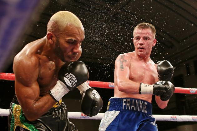 Frankie Gavin Defeats Junior Witter to Win British Welterweight Title