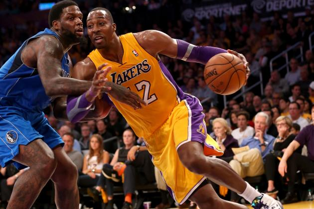 Dwight Howard and the Los Angeles Lakers: Problems Deeper Than Expected