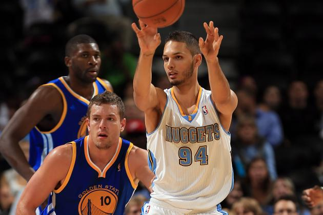 Denver Nuggets Rookie Evan Fournier off to Strong Start